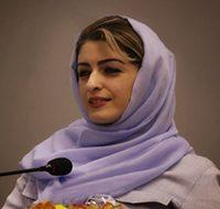 مصاحبه با سرکار خانم شبنم حسامی